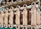 Agricultural Hydraulic Cylinders , Double Acting Telescopic Hydraulic Ram