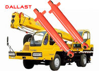 OEM Agricultural Dump Truck Hoist Cylinder Regulated Type Adjusted Form